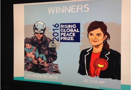 Jo Cox Nobel Peace Prize